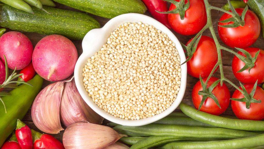 Is Organic Quinoa Nature's Perfect Food?